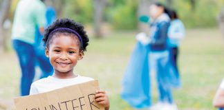 5 Ways To Teach Your Child To Give Back This Festive Season