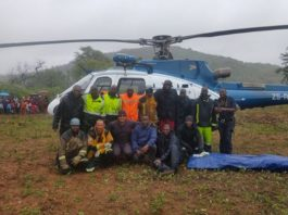 Man, 'talking to his ancestors', gets lost in mountains. Photo: SAPS