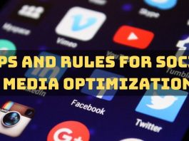 Best Tips and Rules for Social Media Optimization