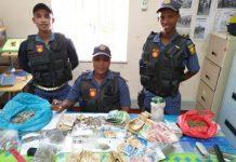 Cross border operation: Drug houses raided, Calvinia. Photo: SAPS