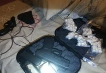 SAPS operation sees PE drug dealers arrested, firearms recovered. Photo: SAPS