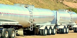 4 Tankers with stolen Transnet fuel intercepted, Warden. Photo: PIxabay