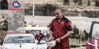 A young couple shot and killed in their home, Kiblerpark, Johannesburg. Photo: Arrive Alive