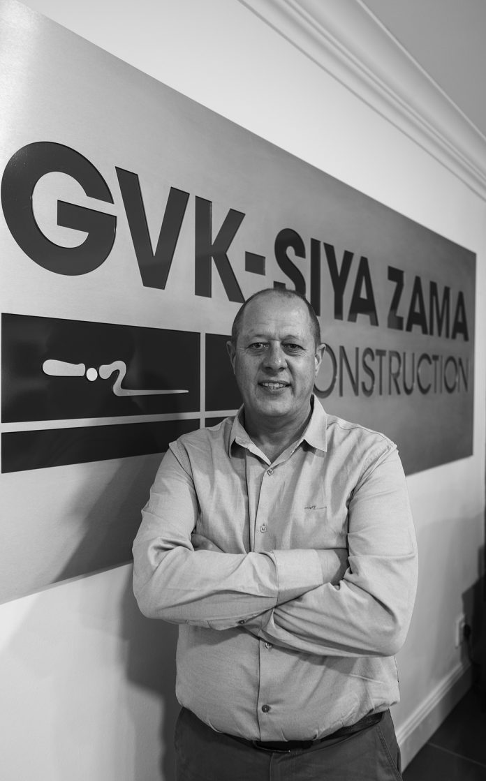 GVK-Siya Zama's New MD to Grow Business in Eastern Cape