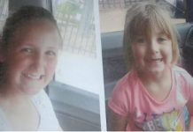 Missing siblings and parents sought, Cradock. Photo: SAPS