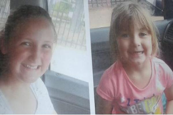 Missing siblings and parents sought, Cradock. Photo: SAPS
