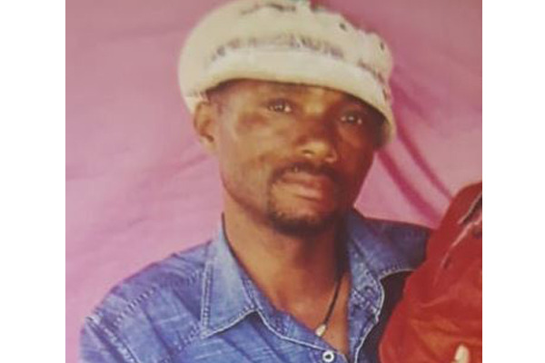 Manhunt for a man suspected of killing his own son (6). Photo: SAPS