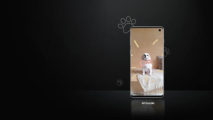 Experience More Powerful Note10 Features on the Galaxy S10