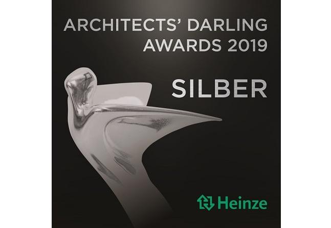 Architects' Darling 2019: GEZE Wins Double Awards