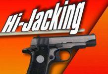 Truck hijacking: AGU fire shots, arrest suspects, PE