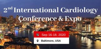 2nd International Cardiology Conference And Expo