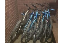 43 Bicycles stolen from Elandslaagte school, 3 arrested. Photo: SAPS