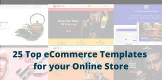 We also offer perfect templates for your blog in Shopify online store