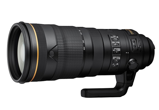 Get into the heart of the action with the new AF-S NIKKOR 120-300mm f/2.8E FL ED SR VR