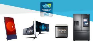 Spotlighting CES 2020 Innovation Award-Winning Technologies From Across the Samsung Ecosystem