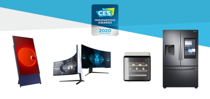 Spotlighting CES 2020 Innovation Award-Winning Technologies From Across the Samsung Ecosystem