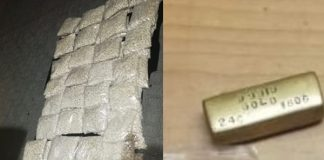 69 000 Mandrax tablets, gold bar and other drugs confiscated, Cape Town. Photo: SAPS