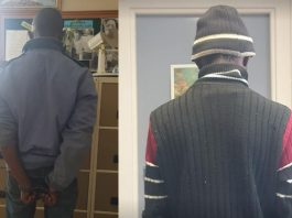 Dewetsdorp farm attacker and other housebreakers arrested. Photo: HPG