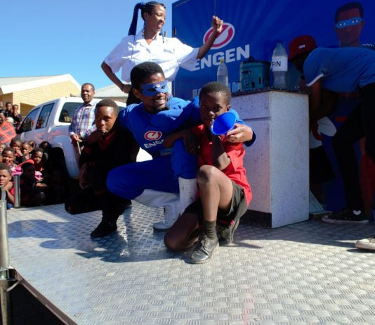 Engen KlevaKidz spreads life-saving safety messages to vulnerable children