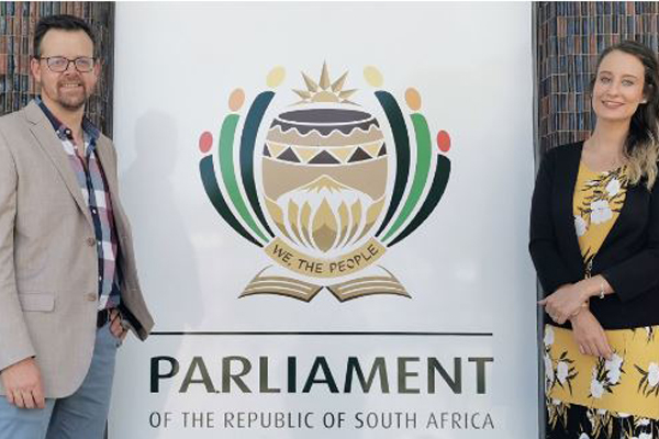 AfriForum submits comments on 'Land Expropriation' at parliament. Photo: AfriForum