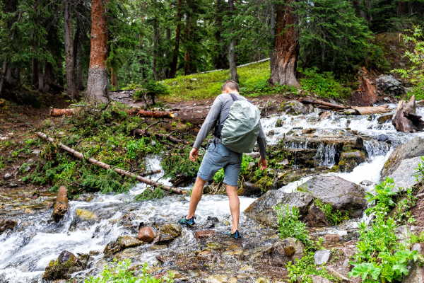 Equip yourself for the hike