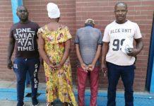 Notorious shoplifters nabbed, Kimberly. Photo: SAPS
