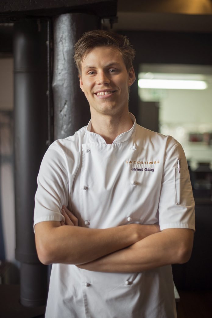 La Colombe Executive Chef – James Gaag