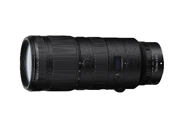 Zoom into the action with the NIKKOR Z 70-200mm f/2.8 VR S