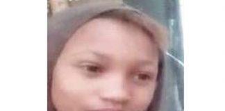 Missing: Michaela Williams (12), Grassy Park. Photo: SAPS