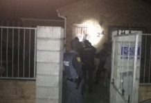 SAPS operation sweeps through Nelson Mandela Bay. Photo: SAPS
