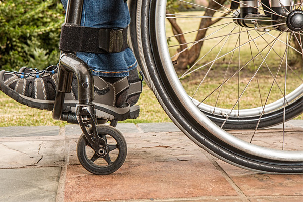 Wheelchair bound man brutally murdered in his home, PE. Photo: Pixabay