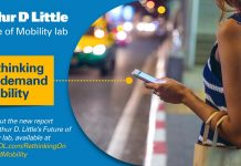 Arthur D. Little Report Outlines Challenges and Opportunities for On-Demand Mobility