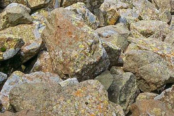 Stones in placed road: Young couple and American robbed, N4 Brits. Photo: Pixabay