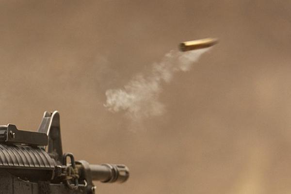 Three men open fire with rifles, man shot dead, Belgravia, EL. Photo: Pixabay