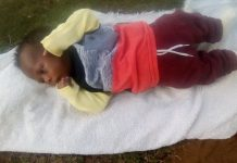 Kidnapped baby sought, Parow. Photo: SAPS