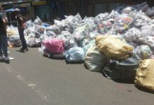 R36 million worth of counterfeit goods recovered, Johannesburg. Photo: SAPS