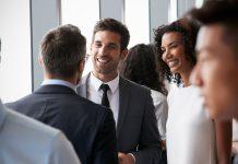 Networking: Your leverage for success