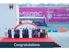 Czech Technical-UPenn-NYU Team Wins Grand Challenge in US$5-Million MBZIRC2020 organized by Khalifa University