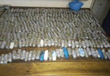 Drugs destined for distribution to Western Cape prisons intercepted. Photo: SAPS