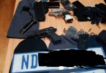 Armed robbery foiled, 6 suspects arrested, Durban. Photo: SAPS