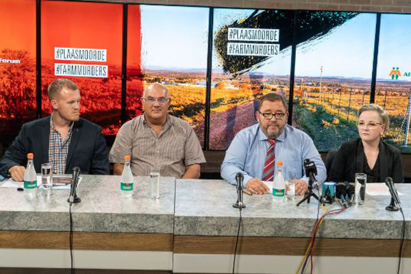Epidemic of South African farm attacks and murders on the increase. Photo: AfriForum