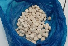R11k worth of mandrax recovered, George. Photo: SAPS