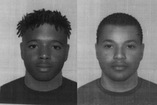 Two Inanda murdering hijackers sought, Durban. Photo: SAPS