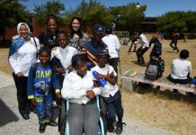 Engen supports Gugulethu school for differently-abled learners