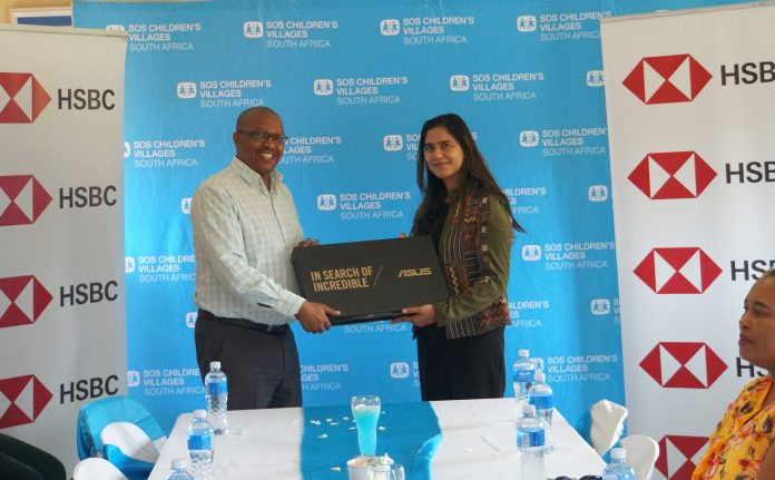 SOS Children's Villages and HSBC partner to promote digital literacy for children and youth