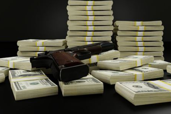 Potchefstroom municipality's finances being run like organized crime syndicate. Photo: Pixabay
