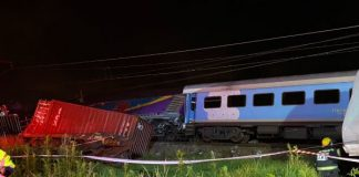 One killed, one critical as trains collide in Roodepoort. Photo: Arrive Alive