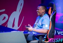 Vodacom 4U and Rush up their esports game at Rand Show 2020