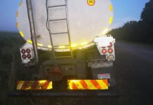 Diesel theft from 'Transnet' pipeline, 2 arrested, Delmas. Photo: SAPS