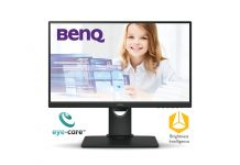 BenQ Encourages Healthy and Engaging eLearning Environment at Home & Classrooms
